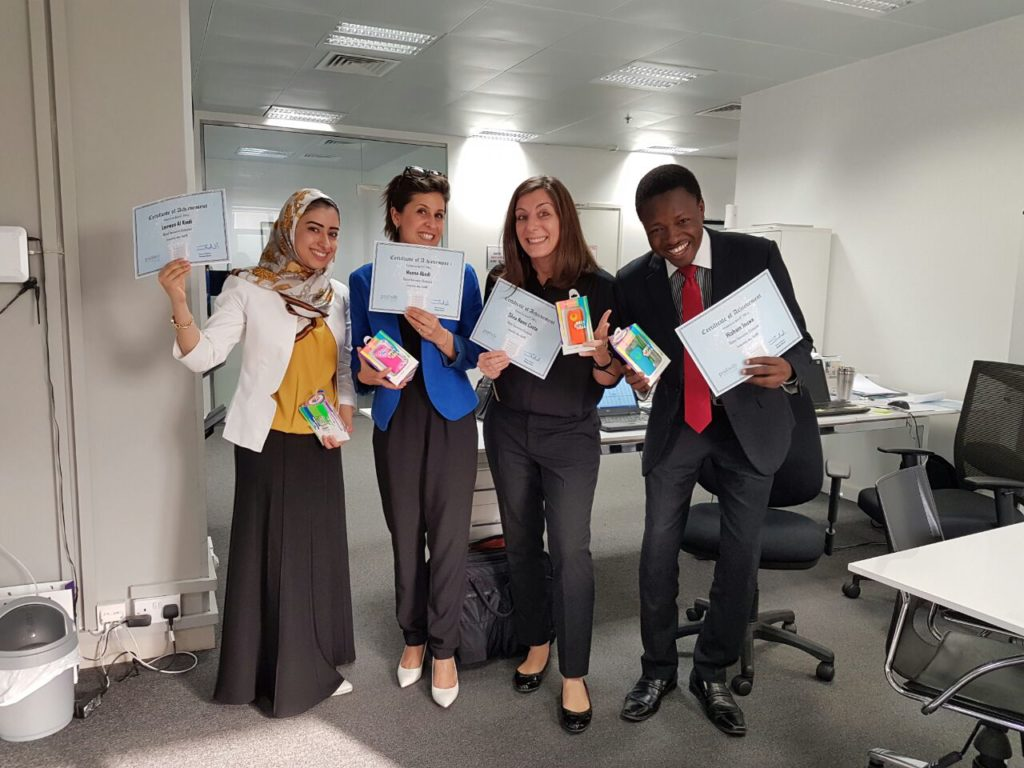 Millennial employees at Protiviti Oman
